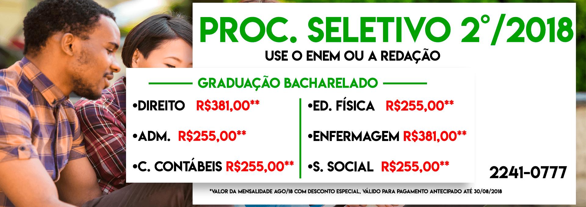 05 – Bacharelados