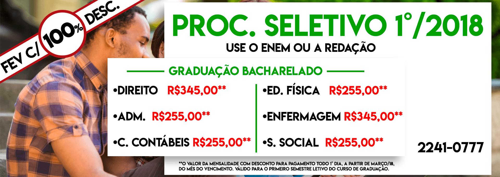 06 – Bacharelados