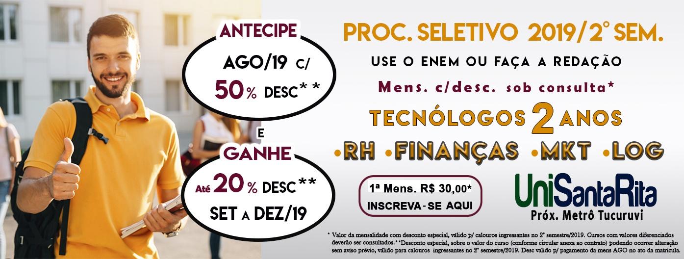 02 – Graduação Tecnólogos