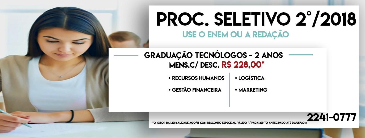 Graduação Tecnólogos
