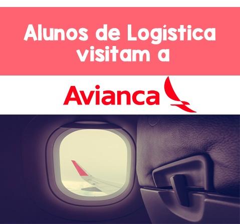 Visita dos Alunos de Logística na Empresa Avianca