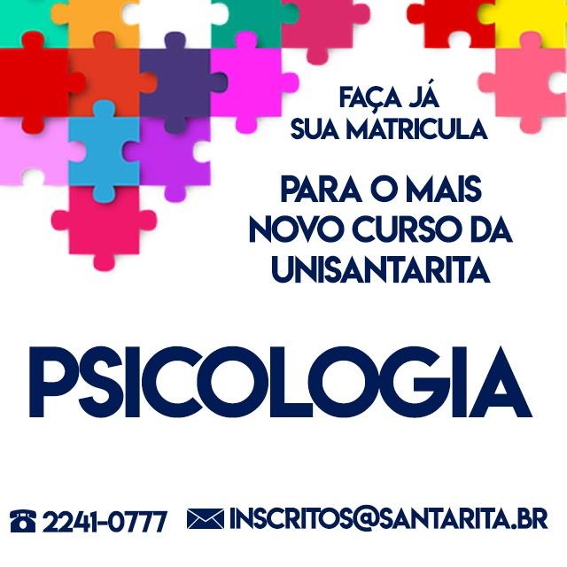 Matrículas Abertas Psicologia