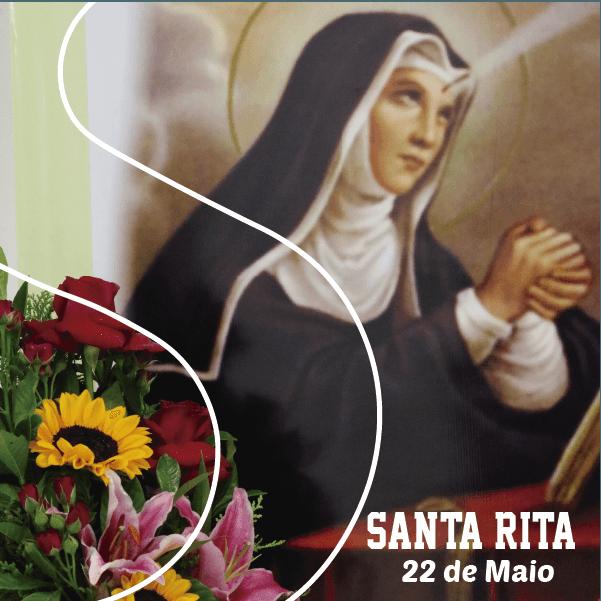 Dia da Santa Rita de Cássia
