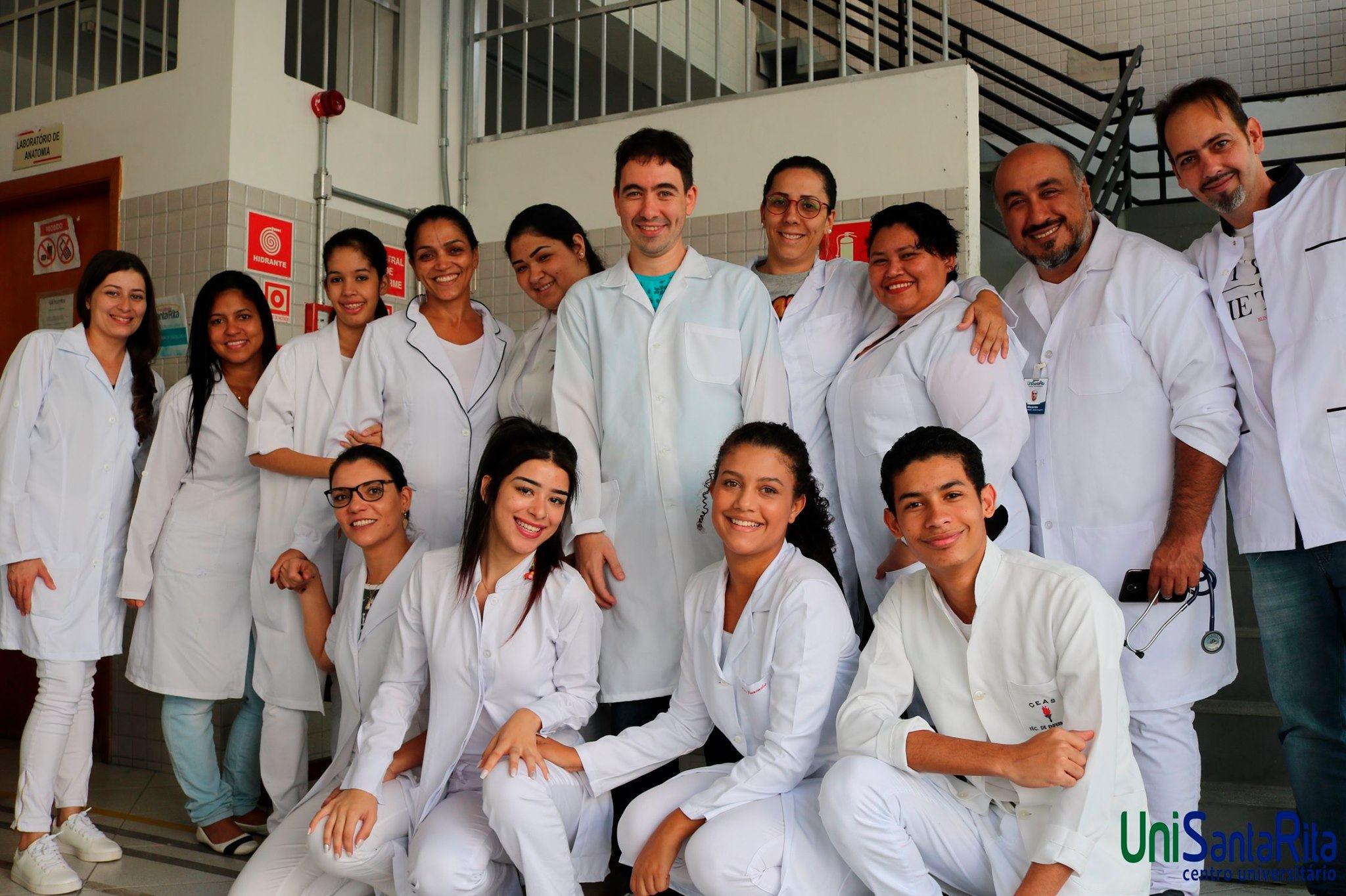 Semana da Enfermagem na UniSantaRita