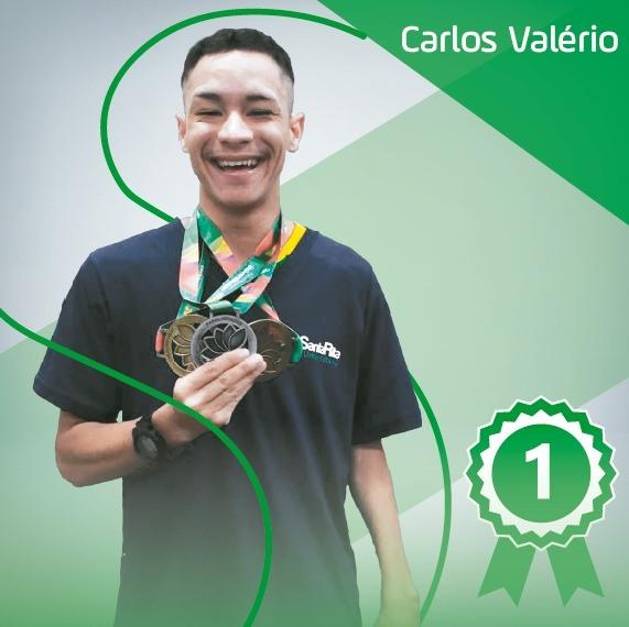 Campeão da Paralimpíadas!